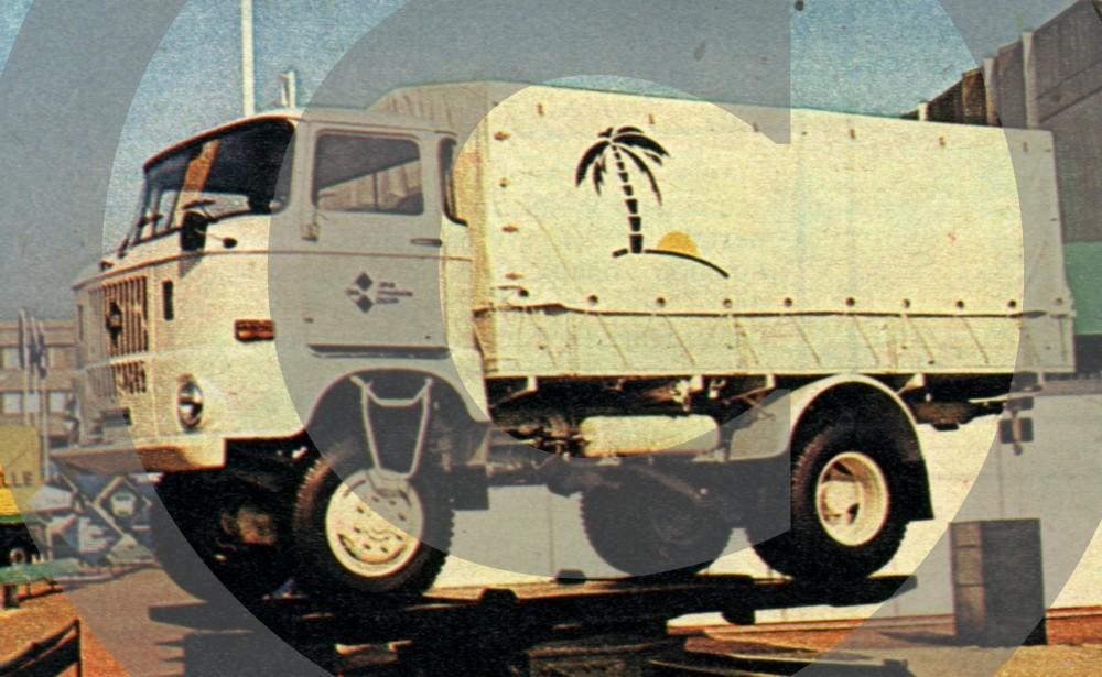 IFA LKW W50 Varianten
