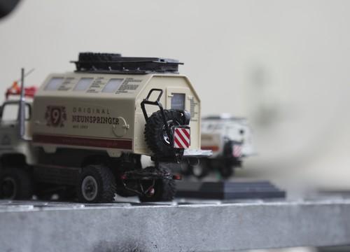 """IFA LKW W50 LA/A/C """"Expedition"""" als RC Version in 1:43"""