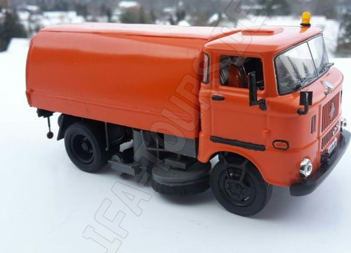 IFA LKW W50 al Modell in 1:43