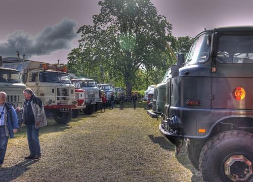 IFA-Tours Treffen 2015 in Ludwigsfelde