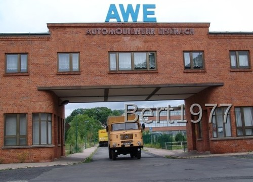Automobilwerk Eisenach besucht