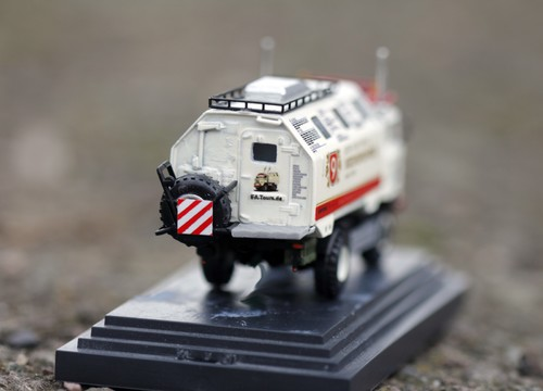 """IFA LKW W50 LA/A/C """"Expedition"""" in 1:87"""