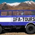 IFA W50 Bus