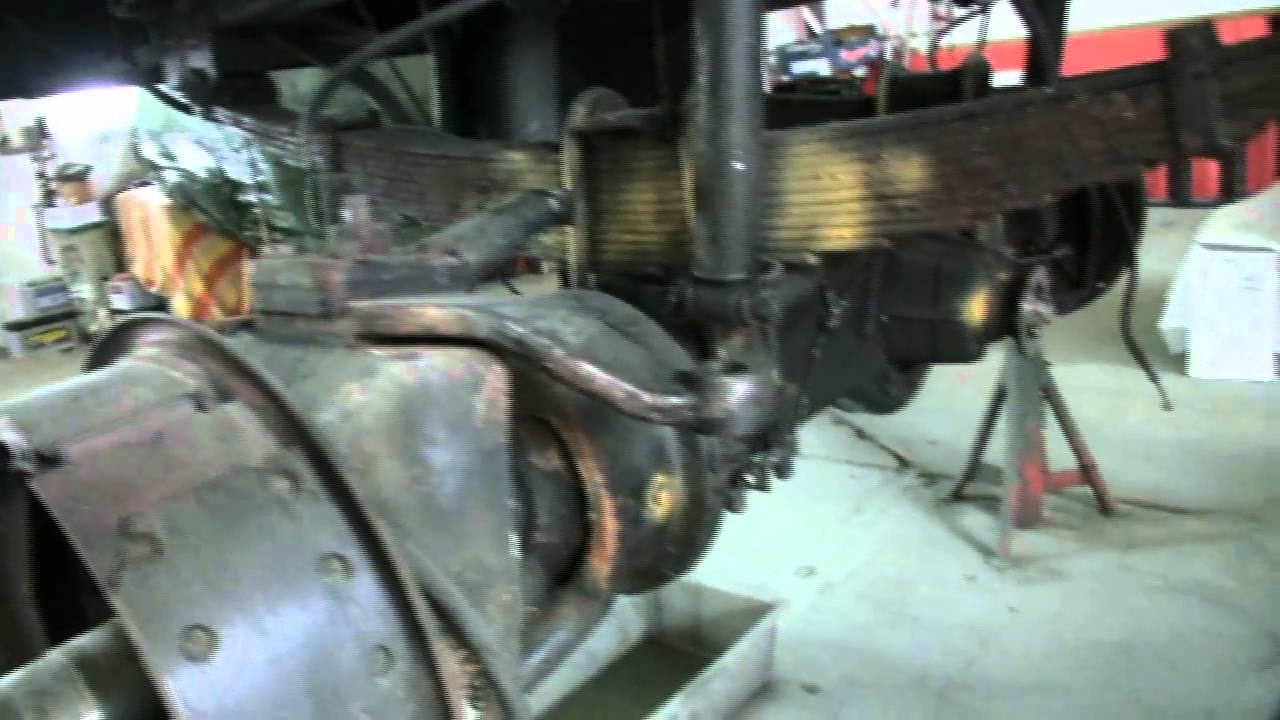 """Die IFA Garage - Projekt IFA W50 Überholung - Der Beginn aller """"Laster"""" - Teil 1"""