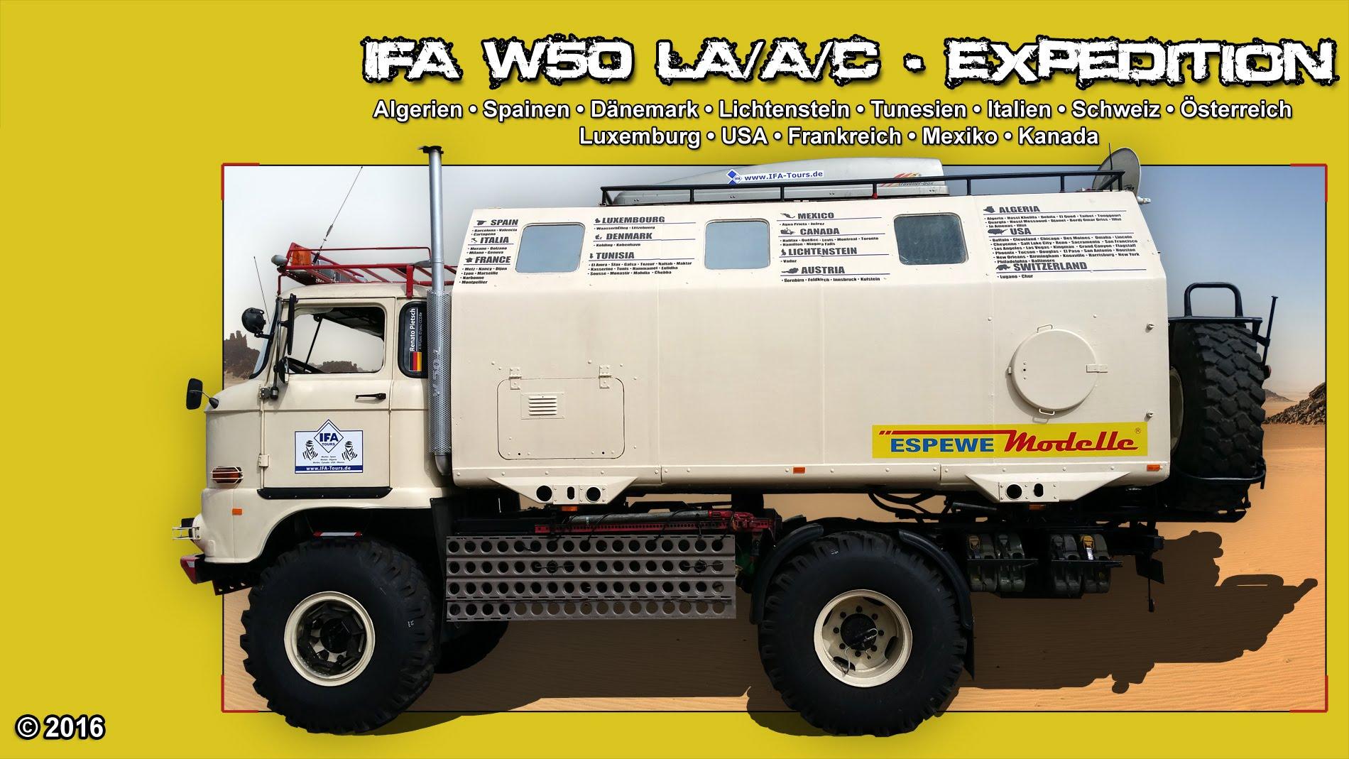 Die IFA Garage - Projekt IFA W50 Überholung - Fertigstellung Kofferausbau - Teil 10