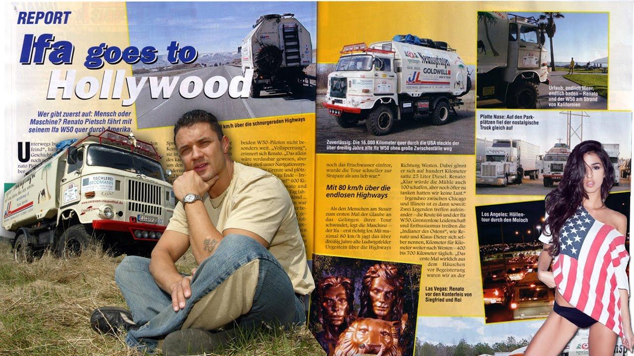 Mit dem IFA W50 nach Nordamerika - Die Tour (2) Teil 3/5