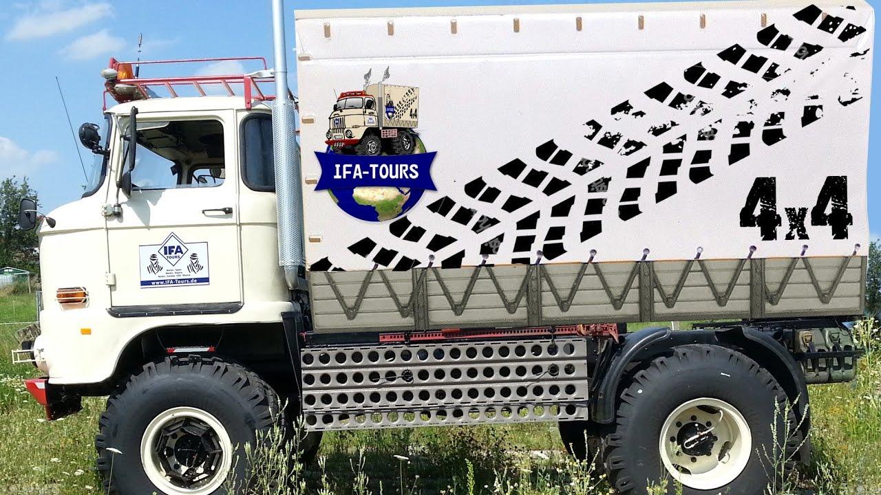 Ich baue mir einen IFA LKW W50