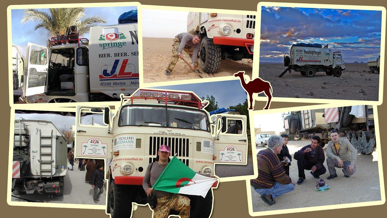 Durch die Sahara - Teil 2