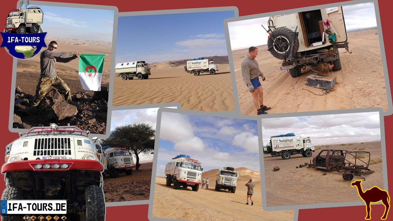 Durch die Sahara - Teil 3