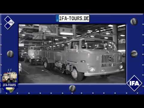 Probleme bei der IFA LKW W50 Produktion