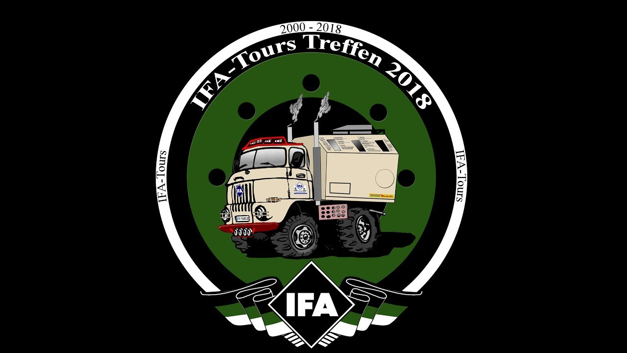 IFA - Tours Treffen 2018 - Teil 1