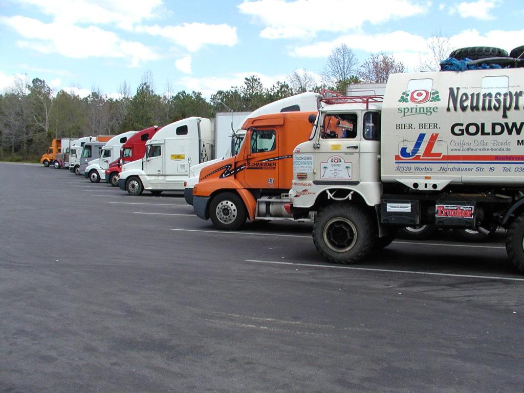 IFA W50 Tour Nordamerika, Kanada, USA, Mexiko