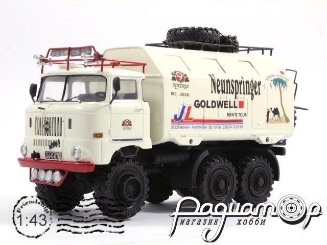 IFA W50 6x6