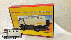 "IFA W50 LA/A/C ""Expedtion"" Modell in 1:87 mit Verpackung"