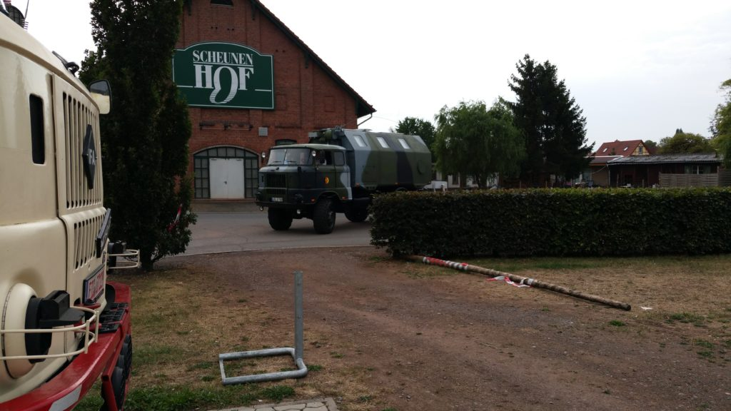 IFA-Tours Treffen in Nordhausen 2016