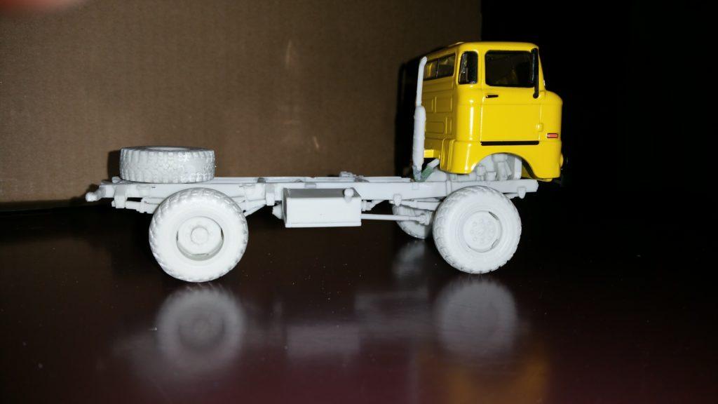 IFA W50 Fahrgestell 1:35