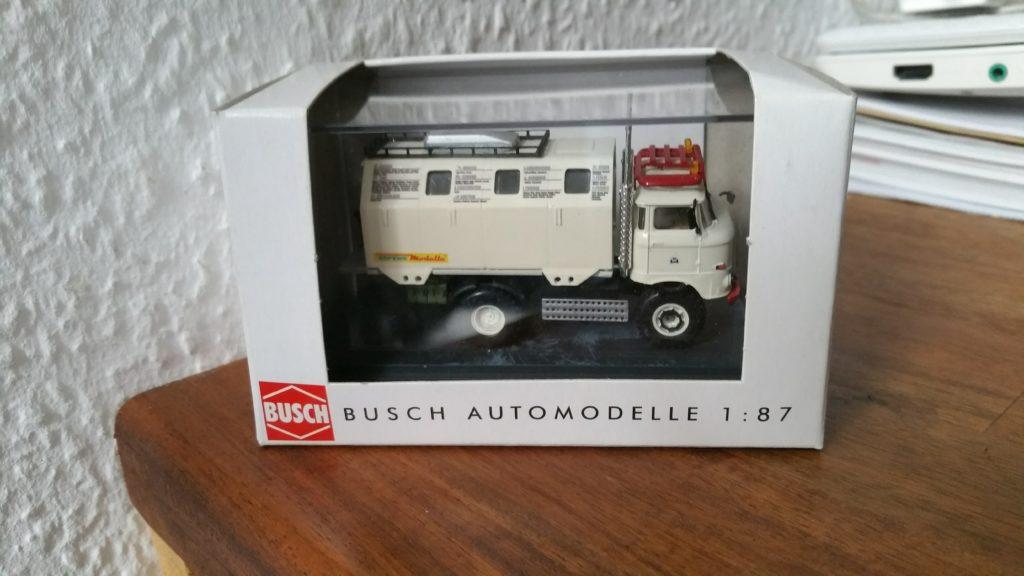 IFA LKW W50 LA/A/C 1:87 von Busch ESPEWE