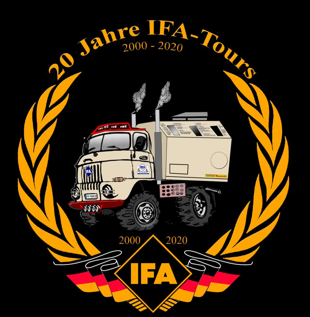IFA Tours Jubiläum 20 Jahre