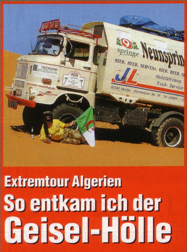 Beitrag in der Trucker