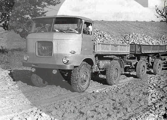 IFA LKW W45