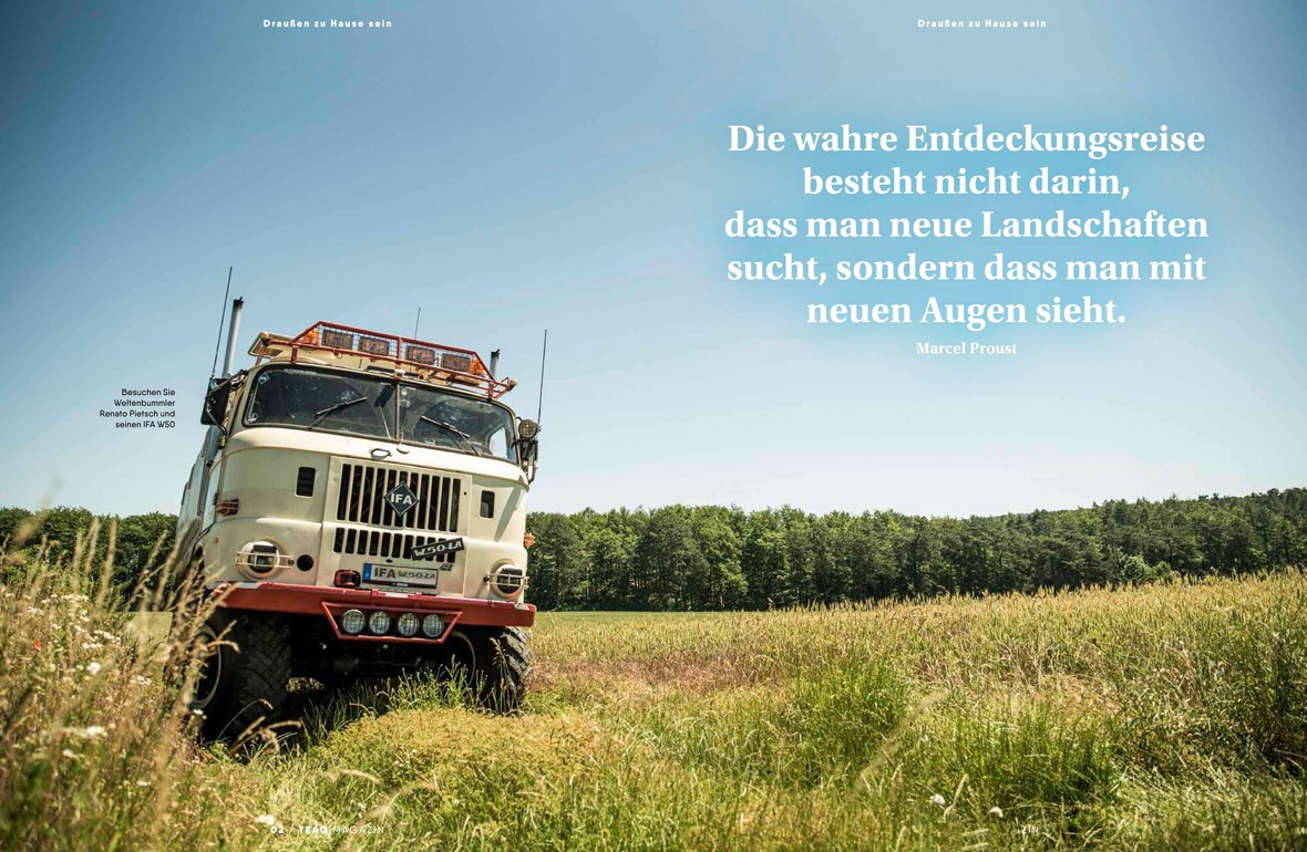 "IFA LKW W50 LA/A/C ""Expedition"" 4x4"