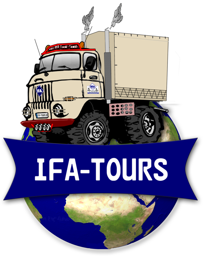 "IFA-Tours - IFA W50 LA/A/P 4x4 ""Safari"""