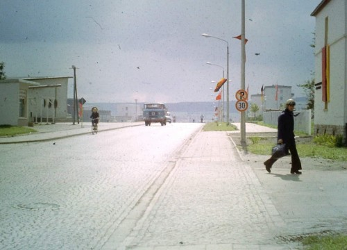 IFA LKW W50 - unterwegs in Leinefelde