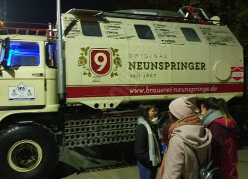 9. November 2019 - 30. Jahrestag Grenzöffnung - Gedenkfahrt Worbis - Teistungen - Duderstadt