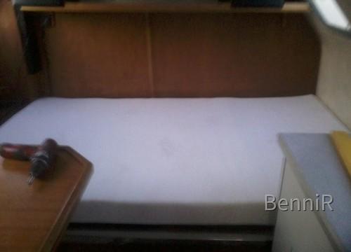 neues Bett is jetzt auch drin