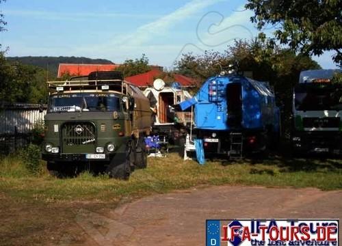 IFA-Tours Treffen 2004 in Rottleberode