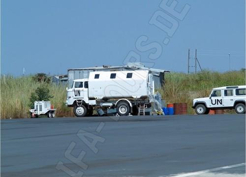 IFA LKW W50 LA/A/C 4x4 ND Bereifung mit LAKII