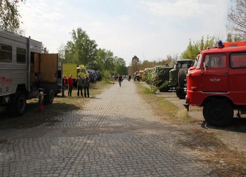 IFA-Tours Treffen 2011 in Ludwigsfelde