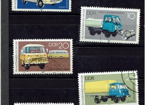 Briefmarken mit IFA Motiven
