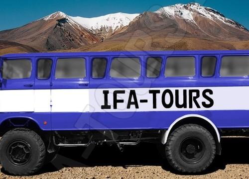 IFA W50 TLF Bus