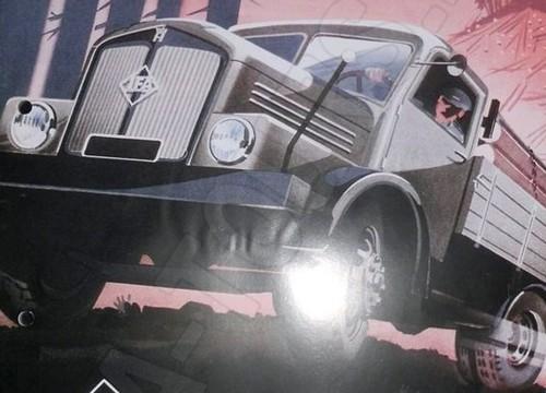 IFA LKW H3A Pritschenfahrzeug
