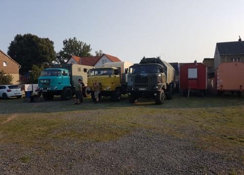 IFA-TOURS Treffen 2020 in Nordhausen