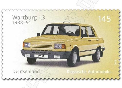 IFA PKW Wartburg 1,45 €