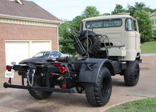 IFA LKW W50 in den USA