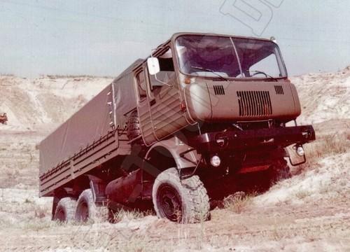 Prototyp IFA LKW L60 6x6