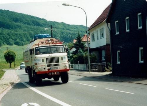 IFA LKW W50 im Juni 2003