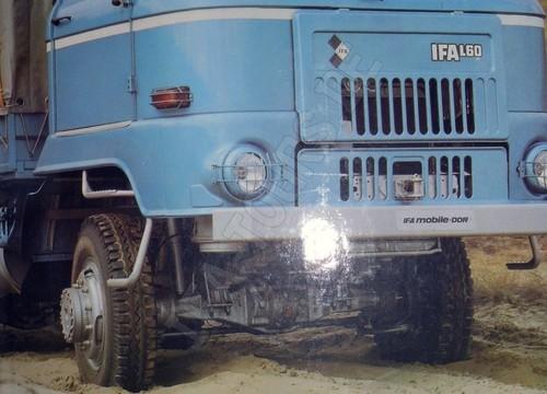 IFA LKW L60 Motorjahr 87/88