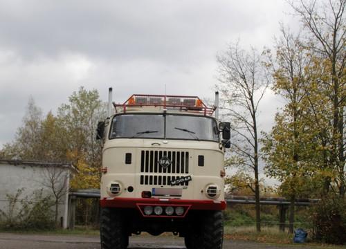 """IFA LKW W50 LA/A/C """"Expedition"""" Version 3.0"""