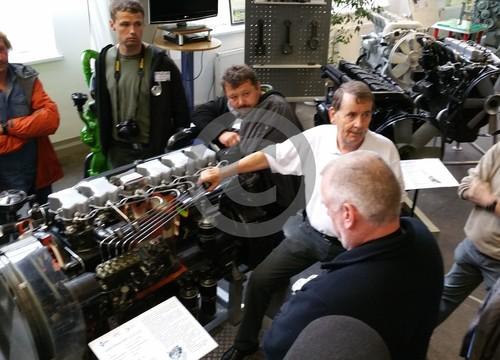 IFA-Tours Treffen 2016 in Nordhausen