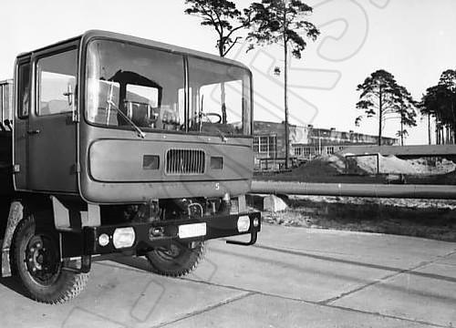 IFA LKW Prototyp F100