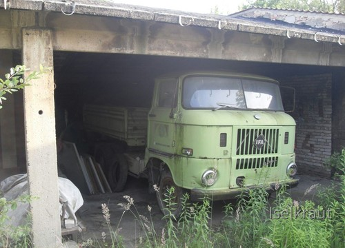 IFA W50 Kipper