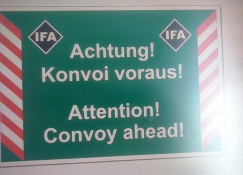 IFA-Tours Konvoi 2019