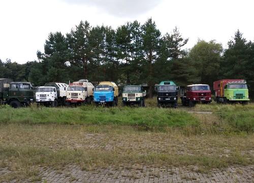 IFA Tours Treffen 2015 in Hedersleben