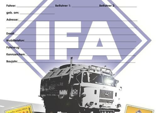 IFA-Tours Konvoi 2019 - Nennformular