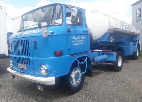 IFA W50 Milchtankwagen(Pollers)