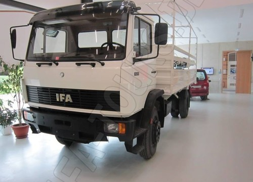 IFA LKW Prototyp L60